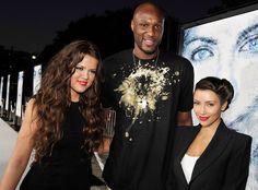 Jetss | Lamar Odom, marido de Kloe Kardashian, é preso por uso de drogas