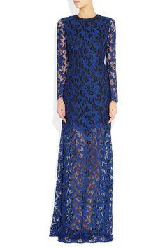 Erdem|Drisana lace gown|NET-A-PORTER.COM