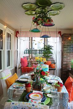 Bachmans 2016 Spring Ideas House- Itsy Bits And Pieces