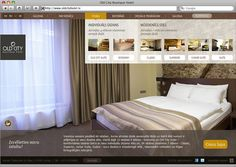 Old City Boutique Hotel web site design made by Amparo (Pages about rooms) Site Design, Web Design, Hotel Sites, Old City, Ui Ux, Hospitality, Restaurants, Decorating Ideas, Design Inspiration