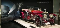 First-ever Rolls Royce exhibition at the BMW Museum