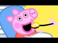 Peppa Pig en Español Episodios completos 🍼Niños 2   Pepa la cerdita - YouTube Peppa Pig Funny, Peppa Pig Memes, Peepa Pig, Peppa Pig Stickers, Peppa Pig Cookie, Pig Pics, Peppa Pig Family, Pig Cookies, George Pig