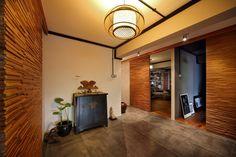 Oriental, Nestr, Interior Design, Home Design, Style Guide Porches, Design Living Room, Duplex, Layout, Japanese Interior, Oriental Design, Oriental Fashion, Home Interior Design, Style Guides