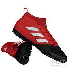 Chuteira Adidas Ace 17.3 TF Society Vermelha Somente na FutFanatics você compra agora Chuteira Adidas Ace 17.3 TF Society Vermelha por apenas R$ 369.90. Society. Por apenas 369.90