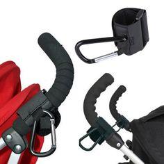 High Quality Multifuctional Metal Baby Metal Swivel Stroller Hook Stroller