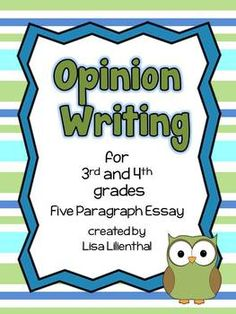 opinion writing this engaging writing unit will guide students opinion writing