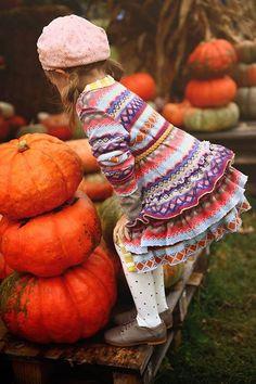 Gretchen sweater pf pattern-Violette Field Threads