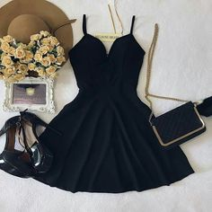 Perfect outfit idea to copy ♥ For more inspiration join our group Amazing Things ♥ You might also like these related products: - Sweaters ->. Hoco Dresses, Pretty Dresses, Homecoming Dresses, Beautiful Dresses, Dress Outfits, Prom, Teen Fashion Outfits, Classy Outfits, Stylish Outfits