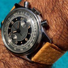 Just some old chronograph. Right? #nofilter #driva #drivachronograph #vintagedriva #vintagechronograph #vintagewatches #chronograph #style #lifestyle #watchporn #wristporn #wristshot #wristshotoftheday #iphone #iphonography #mondani #rolexero #timetravellers