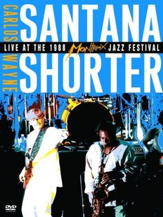 Santana - Shorter Live at the 1988 Montreux Jazz Festival