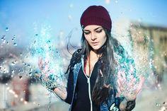 InFAMOUS: Delsin Rowe by MarikaGreek