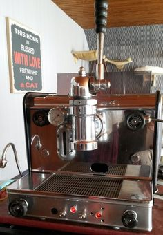 faema marte lever espresso machines pinterest. Black Bedroom Furniture Sets. Home Design Ideas