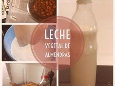 Jugos / Licuados / Leches | Marina Borensztein Bottle, Almonds, Food Items, Flask