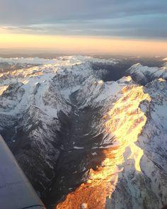 """114 Likes, 2 Comments - Vladimir Habjan (@vladimirhabjan) on Instagram: """"Vrata valley from the plane to Brusseles. Triglav. Julian Alps. Slovenija. #mountains #gore…"""""""