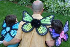 The fairy family next door #fairyfinery #thefairynextdoor #fairyprincess #fairywings #fairydust #discovermagic #motherownedbusiness #wonder #dressup #madein Minnesota