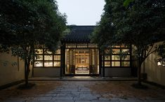 Image 1 of 37 from gallery of Historic House Renovation in Suzhou / B.L.U.E. Architecture Studio. Photograph by Eiichi Kano