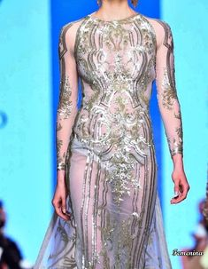 Michael Cinco Couture Michael Cinco Couture, Beaded Embroidery, Formal Dresses, Fashion, Dresses For Formal, Moda, La Mode, Fasion, Gowns