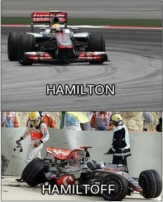 The Funniest Formula 1 F1 Moments Ever In History You Must See Formula 1 Car Jokes Formula Racing