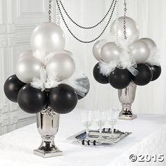 """Bulk Onyx Black Latex Balloons - 11"""""""