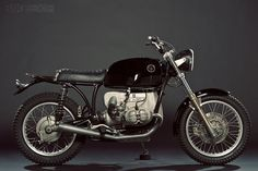 Crowe Customs BMW R80/7