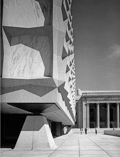 Gordon Bunshaft - Beinecke Library, New Haven - TÉCHNE