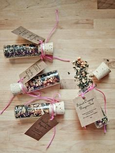 Diy make your own seasoned salt craft ideas pinterest gift do yourself a little favour alternative diy wedding favours solutioingenieria Image collections