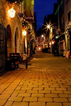 Galway, Ireland. Wanna go here so bad! From PS I Love You.