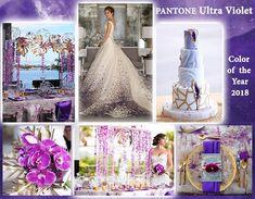 "Idee per un matrimonio ""Ultraviola"" dalla tonalità PANTONE Ultra Violet 2018 #matrimonio #sposa #bouquet #tortanuziale #pantone #viola #temamatrimonio #2018 #ultraviolet #wedding #Bride #weddingcake #purple #violet #weddingtheme #moodboard #mosaic #collage"