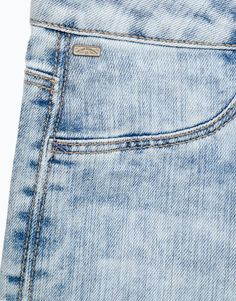 JEANS SHORT SPECIAL PRICE - Shorts - Woman - | Lefties España