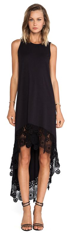 Nightcap Crochet Hanalei Dress