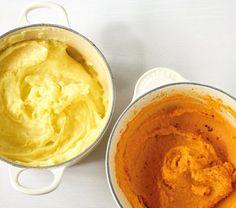 Kartoffelpüree Grundrezept und andere