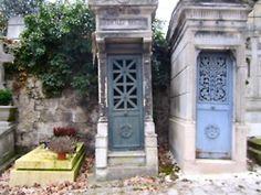 Interesting...crypt doors