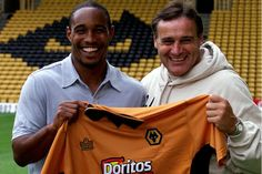 Wolves sign the Guvnor «Paul Ince is welcomed by manager Dave Jones