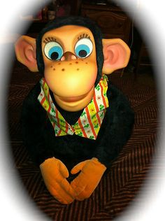 Chester O Chimp from the 1960's