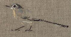 Marie-Thérèse Saint-Aubin cross stitch