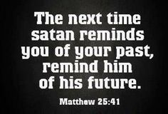 Just when you think YOU'VE got it bad, along comes a quote like this that reminds me that I'll get the last laugh! Bible Quotes, Me Quotes, Bible Verses, Scriptures, Qoutes, Scripture Mastery, Scripture Cards, Great Quotes, Quotes To Live By