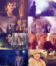 Lana Parrilla as Evil Queen on Once Upon a Time