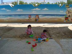 Nursery Sand Area