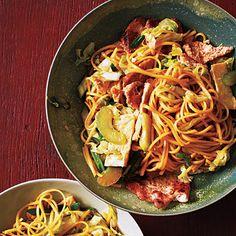 Indonesian Stir-Fried Noodles