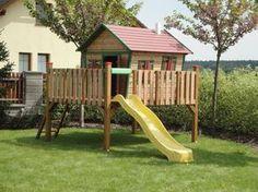 Dětská hřiště a pískoviště plní dětské sny InHaus
