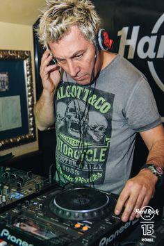 DJ Ringo - #HardRock #Rome 15th Anniversary #Party! #Happybdayhrcrome #Borntorock