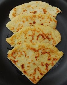 Tattie Scones Recipe (potato cakes, in Scotland and Ireland)