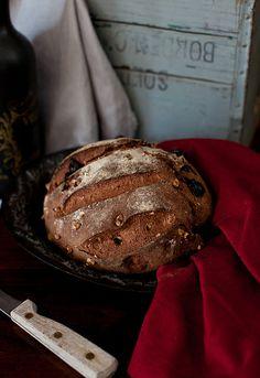 Walnut Bread 2 by Yelena Strokin, @Cooking Melangery