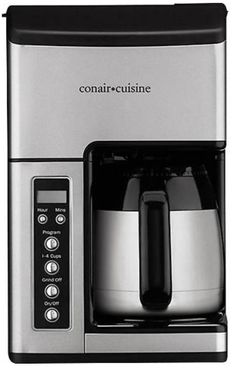 Conair Cuisine Grind & Brew 10-Cup Coffeemaker $19.99 shipped! (list $49.99)