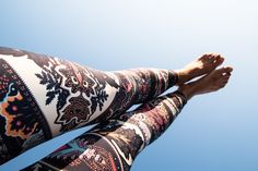 Beautiful leggings in the Heaven :-)  LIQUIDOACTIVE