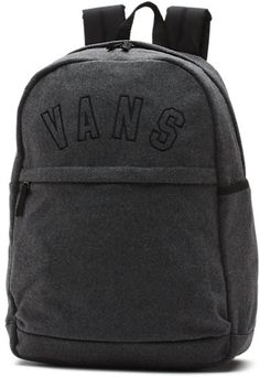 2575c5d5bc46 Vans Quad Squad Backpack ( 44) ❤ liked on Polyvore featuring bags