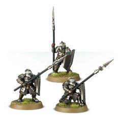 Iron Hills Dwarf Warriors, The Hobbit, Games workshop