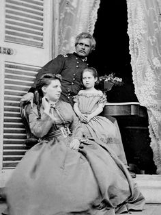 Civil War Era Family