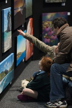 Engaging art appreciation at an early age Nz Art, Appreciation, Age, Album, Couple Photos, Couples, Couple Pics, Couple Photography, Couple