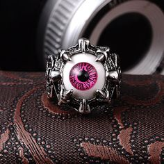 Eye Of The Dragon Ring
